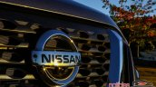 Nissan Kicks official image Nissan symbol second image