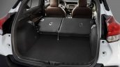 Nissan Kicks official image boot space