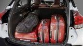 Nissan Kicks official image boot