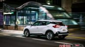 Nissan Kicks official image driving shot