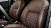 Nissan Kicks official image front seats
