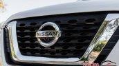 Nissan Kicks official image grille