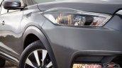 Nissan Kicks official image headlamp and fog lamp on second image