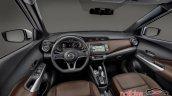 Nissan Kicks official image interior