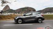 Nissan Kicks official image profile driving shot