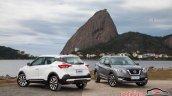 Nissan Kicks official image scenic shot