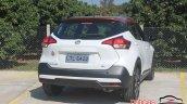 Nissan Kicks standstill