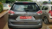 Nissan X-Trail Hybrid rear spy shot