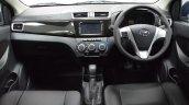 Perodua Bezza interior dashboard