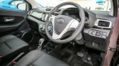 Perodua Bezza sedan interior launched for sale in Malaysia