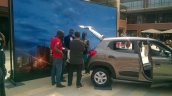 Renault Kwid boot open Kenya launch