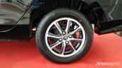 Toyota Calya mini MPV alloy rim in Images