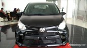 Toyota Calya mini MPV front in Images