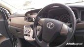 Toyota Calya mini MPV interior in Images