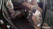 Toyota Calya mini MPV second row tumble in Images