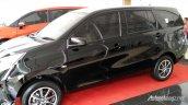 Toyota Calya mini MPV side in Images