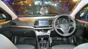 2016 Hyundai Elantra dashboard launched in India