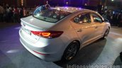 2016 Hyundai Elantra rear three quarter launched in India