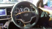 2016 Hyundai Elantra steering wheel launched in India
