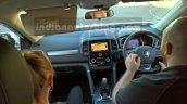 2016 Renault Koleos interior Australia