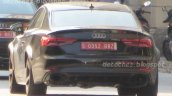 2017 Audi RS 5 Coupe rear three quarters spy shot