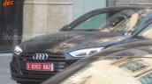 2017 Audi RS 5 Coupe spy shot