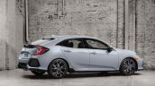 2017 Honda Civic Hatchback rear three quarters