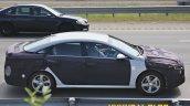 2018 Hyundai Sonata (facelift) side profile spy shot