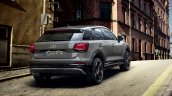 Audi Q2 Edition #1 rear three quarters right side