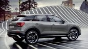 Audi Q2 Edition #1 rear three quarters
