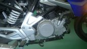 BMW G 310 R engine spy shot