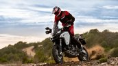 Ducati Multistrada Enduro off-roading