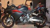 Honda CBR250RR side profile GIIAS 2016