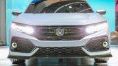Honda Civic Hatchback Prototype front GIIAS 2016