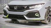 Honda Civic Hatchback Prototype front fascia GIIAS 2016
