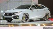 Honda Civic Hatchback Prototype front three quarters GIIAS 2016