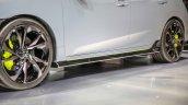Honda Civic Hatchback Prototype side lower body GIIAS 2016