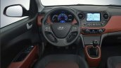 Hyundai i10 facelift interior revealed for Europe