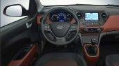 Hyundai i10 facelift interior revealed for Europe