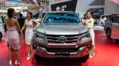 India-bound 2016 Toyota Fortuner front showcased at GIIAS