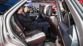 India-bound 2016 Toyota Fortuner rear cabin showcased at GIIAS