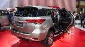 India-bound 2016 Toyota Fortuner rear three quarter showcased at GIIAS