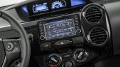 India-bound Toyota Etios Platinum (facelift) head unit revealed in Brazil