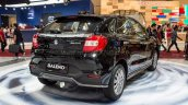 India-made Suzuki Baleno with bodykit rear three quarter debuts at GIIAS