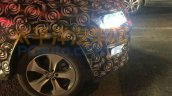 Jeep 551 (Jeep C-SUV) front fender spy shot