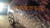 Jeep 551 (Jeep C-SUV) spy shot China