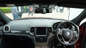 Jeep Grand Cherokee dashboard launched in India