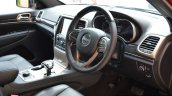 Jeep Grand Cherokee interior launched in India
