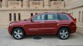 Jeep Grand Cherokee side launched in India