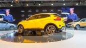 Lada XCODE Concept rear three quarters at MIMS 2016